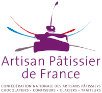 logo artisan patissier france